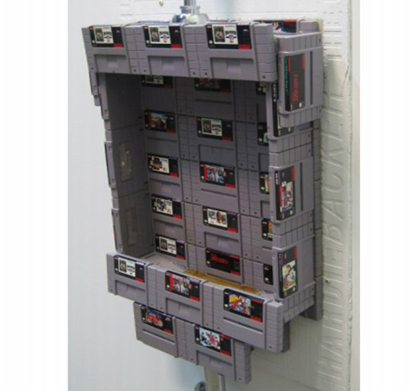 functional urinal made of snes games 2