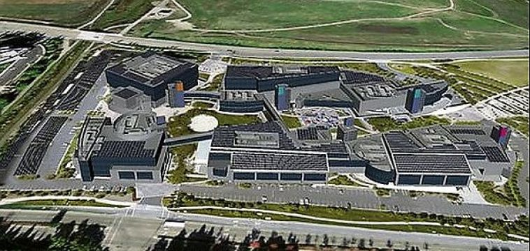 Google Large Solar Complex