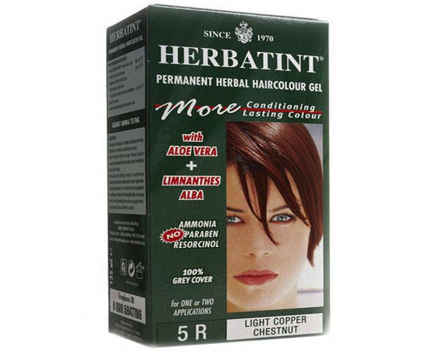 Herbatint Permanent Light blonde