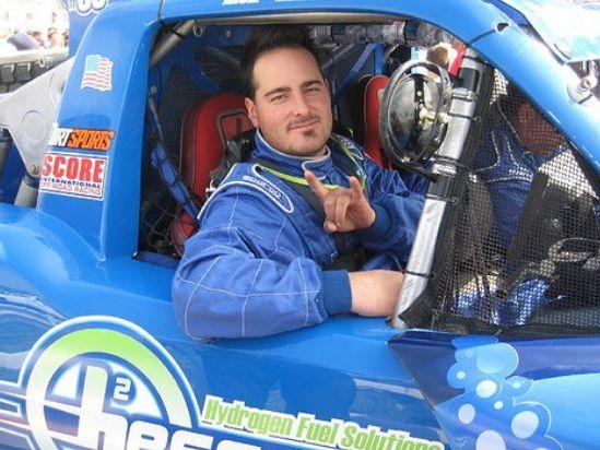 hessgen hydrogen powered race car 5