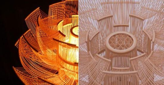 hokore bamboo floor lamp 3