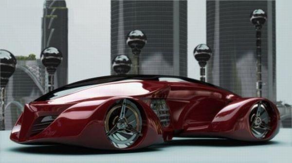 Hydrogen Powered vehicle