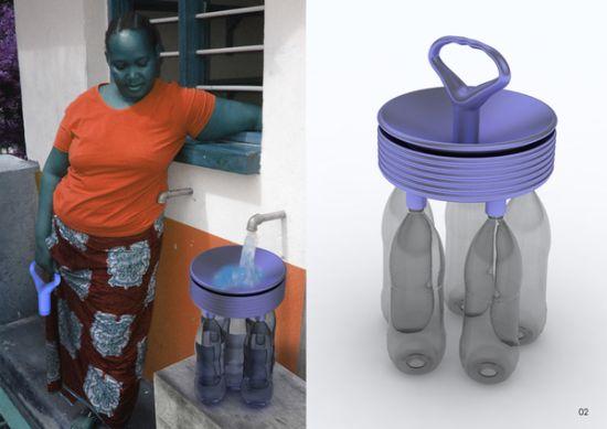iara water purifying system 2