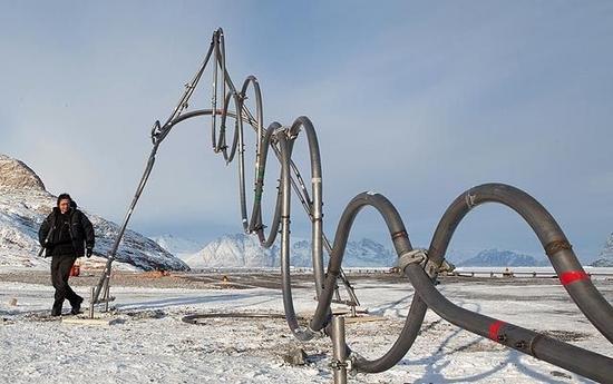 ice sculpture greenland 3