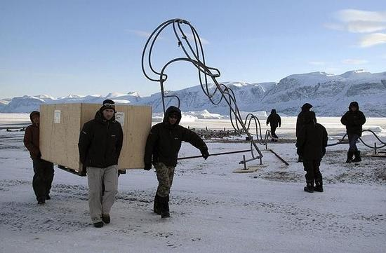 ice sculpture greenland 5