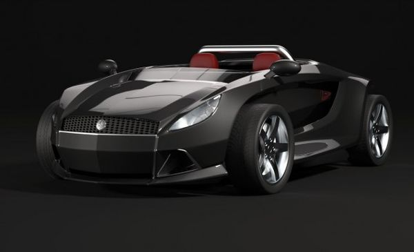Jo-Mojo Electric Roadster