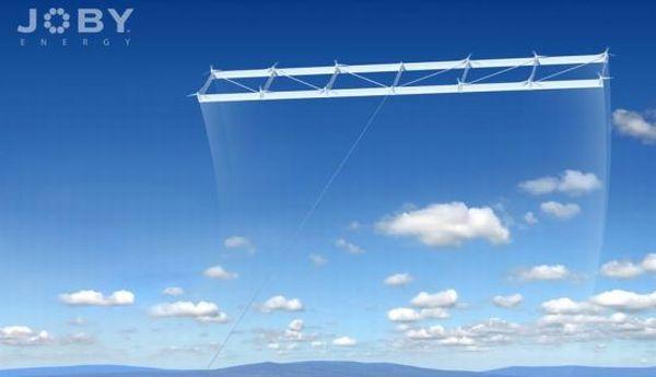 Joby Energy wind turbine