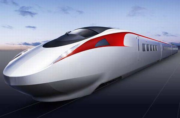 Kawasaki Fastest Bullet Train