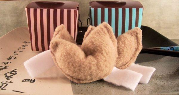 Kitty Catnip Fortune Cookies