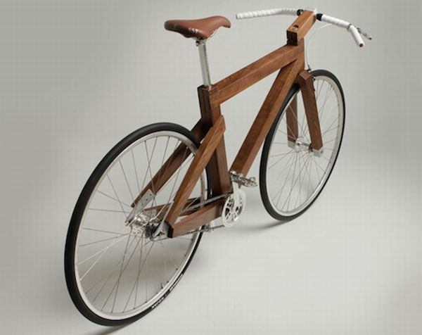 Lagomorph Design's Black Walnut bike 4