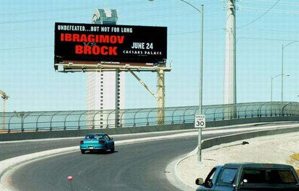 Lamar solar-powered billboards
