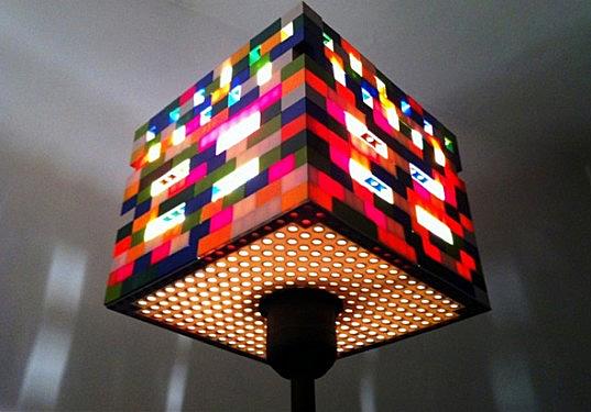 Lego Lamp