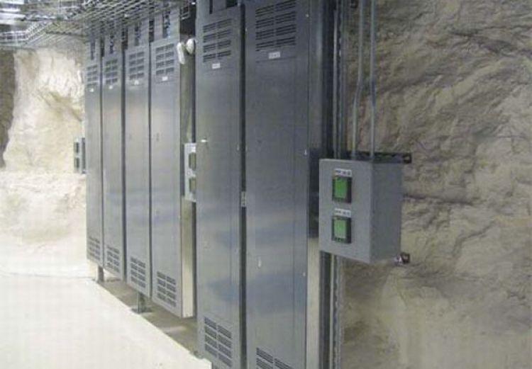 Limestone Cave Data Center