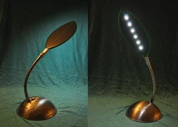 Lumileaf Lamp