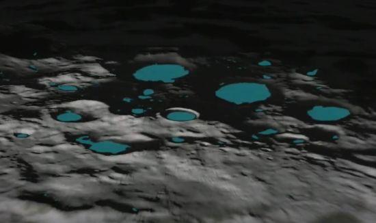 lunar polar crater 1