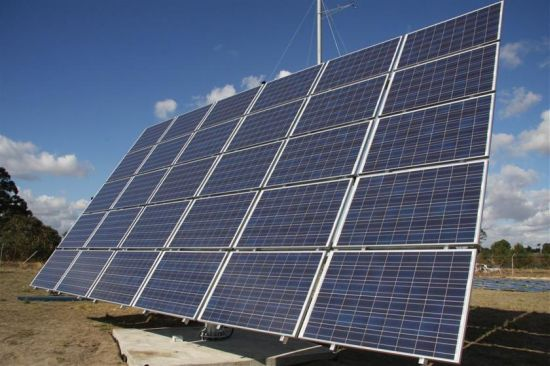 mallee solar park