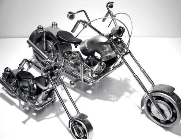 Metal Motorcycle