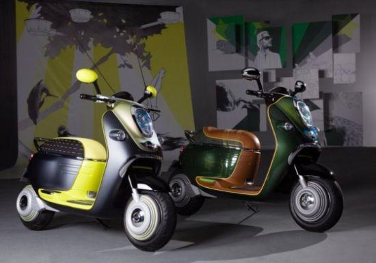 mini scooter e concept 4