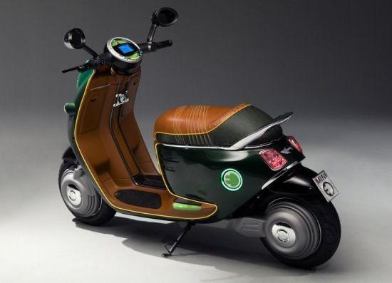 mini scooter e concept 5
