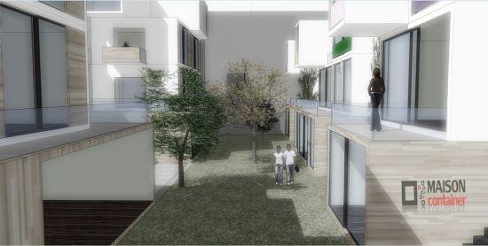 modular housing 3