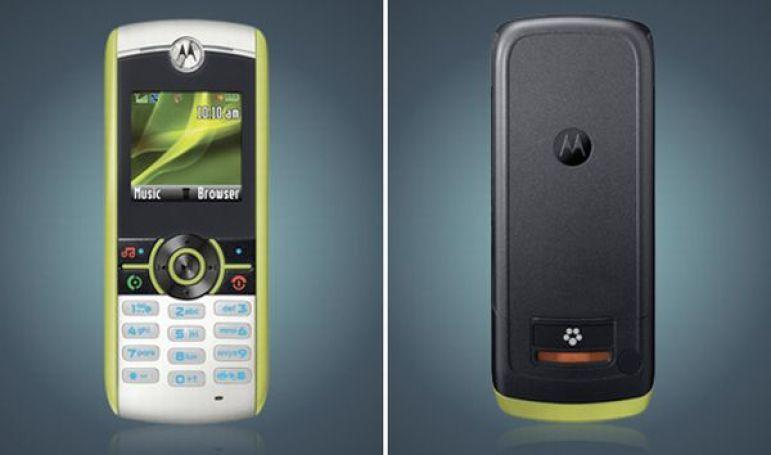 Motorola Renew W233