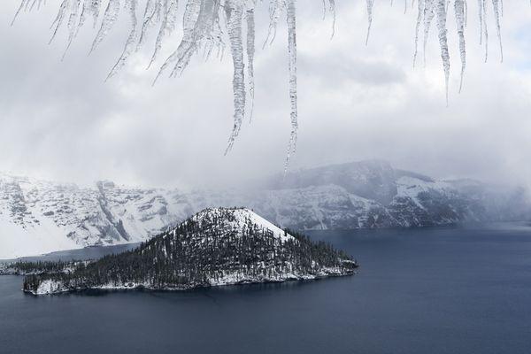 Mount Rainier Crater Lake