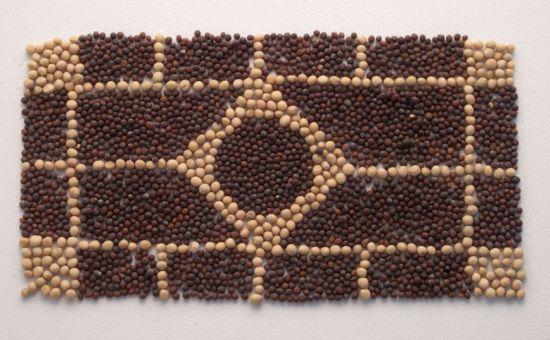 mustard carpet