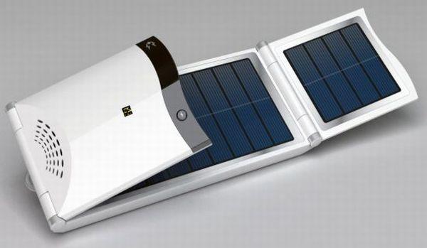 Muzatch  MZH-SP-6000 solar charger