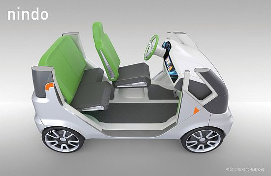 nindo concept electric car 3