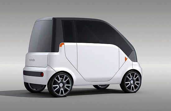 nindo concept electric car 4