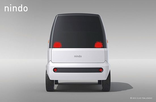 nindo concept electric car 5
