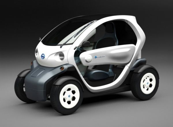 Nissan New Ultra-Compact Electric Vehicle Concept