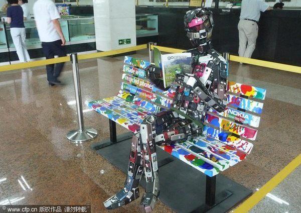 Nokia's Robot