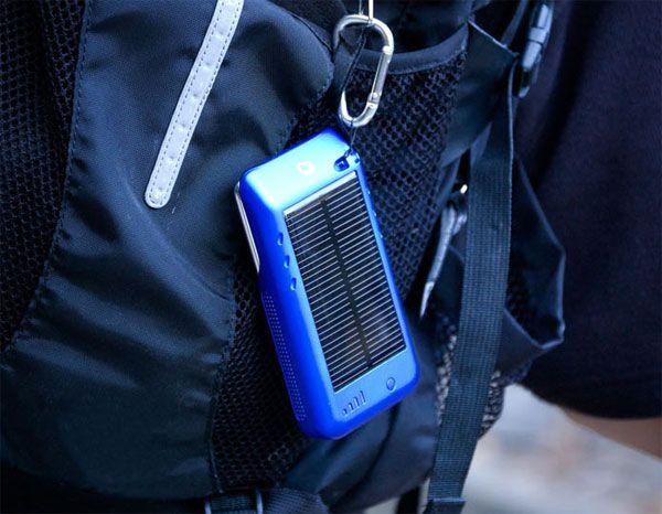 Novathink Solar Charging case