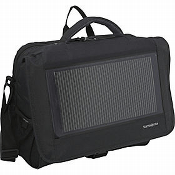 O-range Lounge Solar Messenger Bag