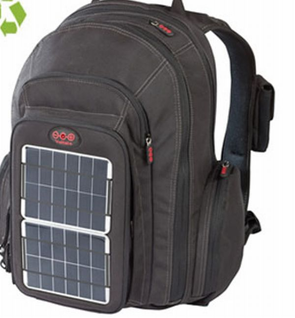 Offgrid Solar Backpack by Voltaic