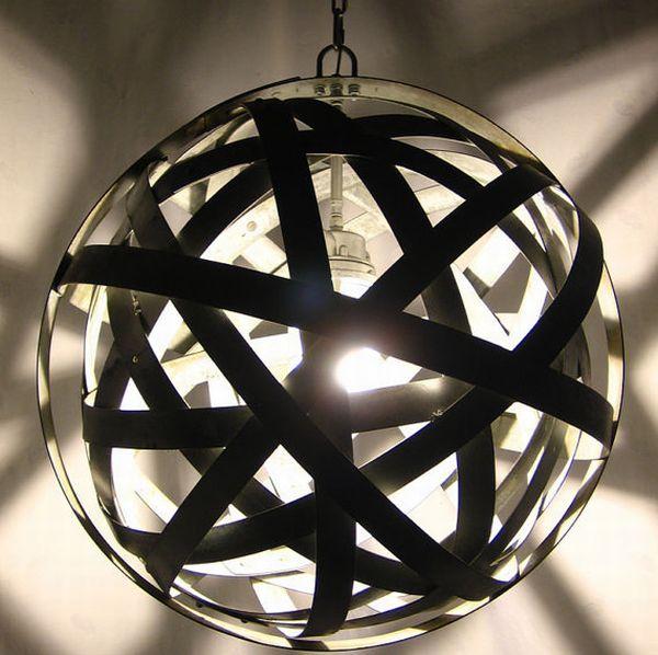 orbits recycled wine barrel metal hoops urban chan