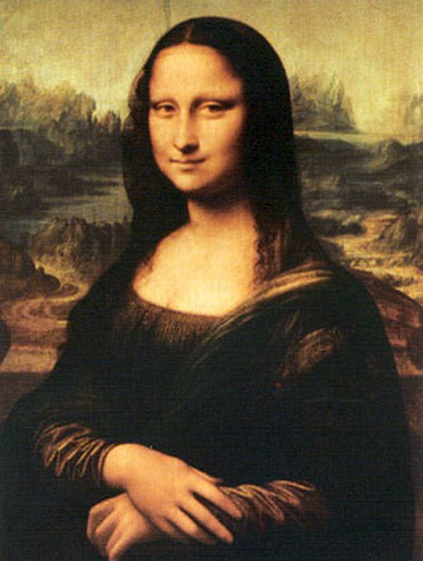 Original Mona Lisa