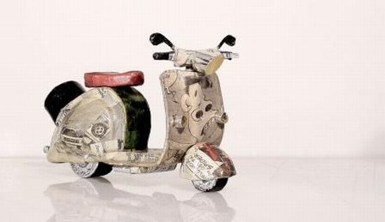 paper scooters 2