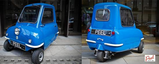 peel p 50 worlds smallest car 2