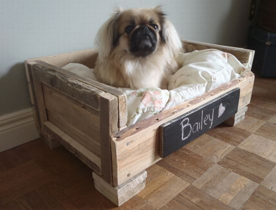 pet beds made from reclaimed materials 2