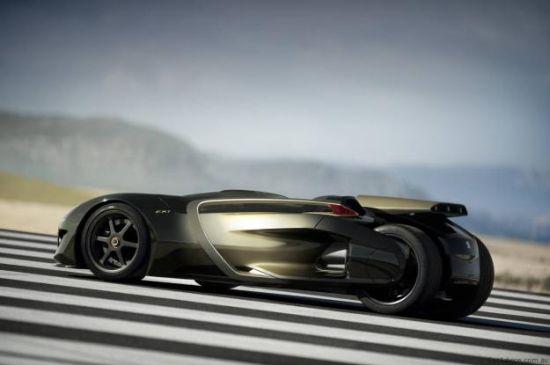 peugeot ex1 concept car 4