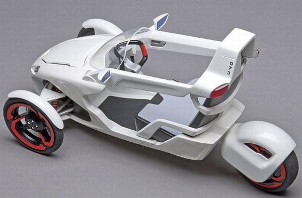 P.I.E.T concept electric vehicle