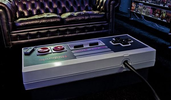 Product made from NES controllers