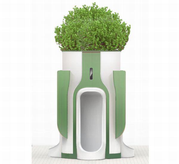 Public Toilet Design by Eddie Gandelman 2