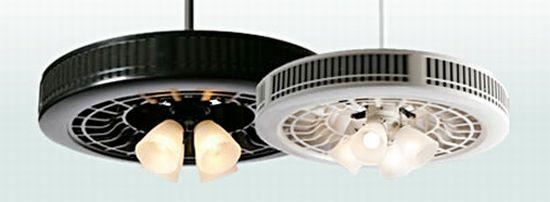 purifan air purifying ceiling fan