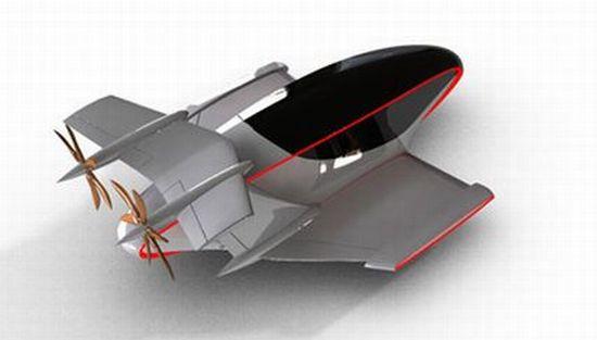 rapid ekranoplan f8cpn 11446