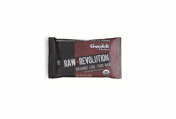 Raw Revolution Chocolate