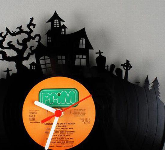 re vinyl wall clocks 3