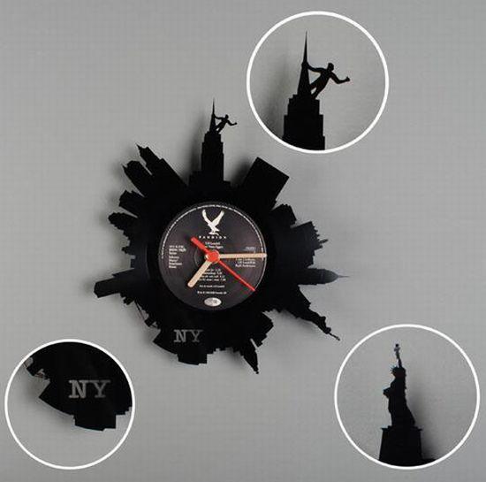 re vinyl wall clocks 4